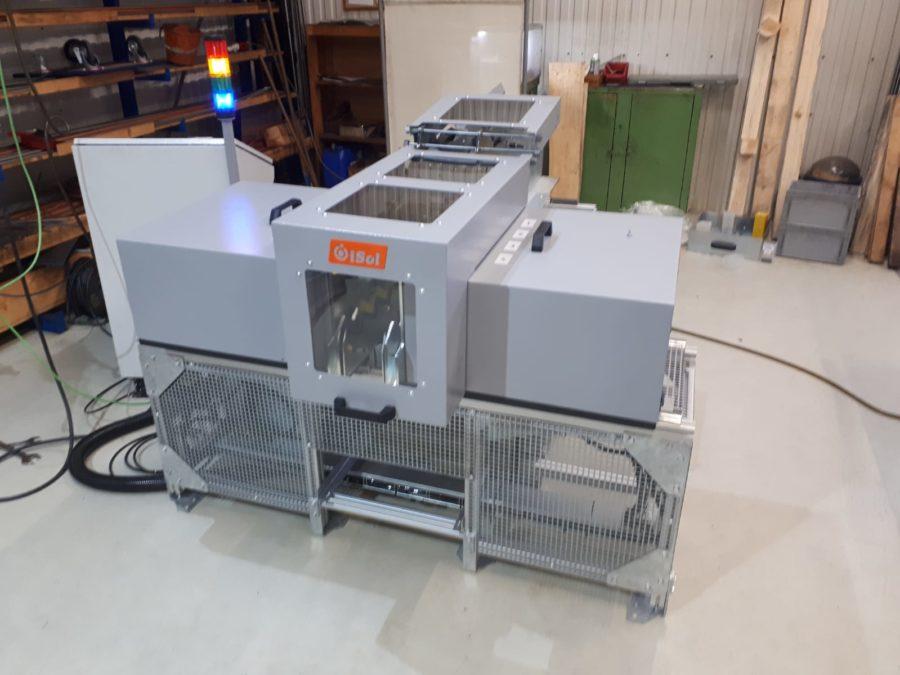 Rohrenden-Bearbeitungsmaschine Image