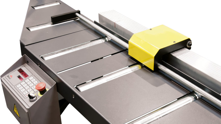 NC-gesteuerter Materialanschlag (MNCA) Image
