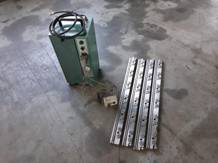 Hydraulische Werkzeugklemmung WILA 4000mm Image