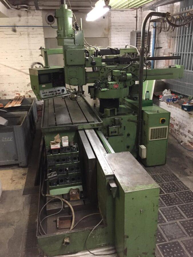 Schnellradialbohrmaschine Bohrwerk Donau DR 32 CNC Image