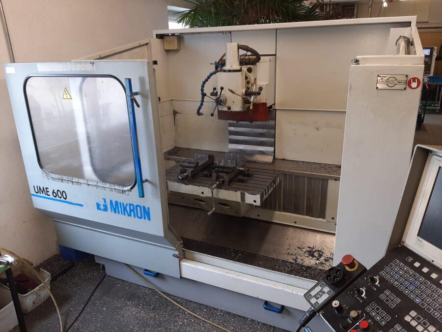 Fräsmaschine MICRON UME600 Image